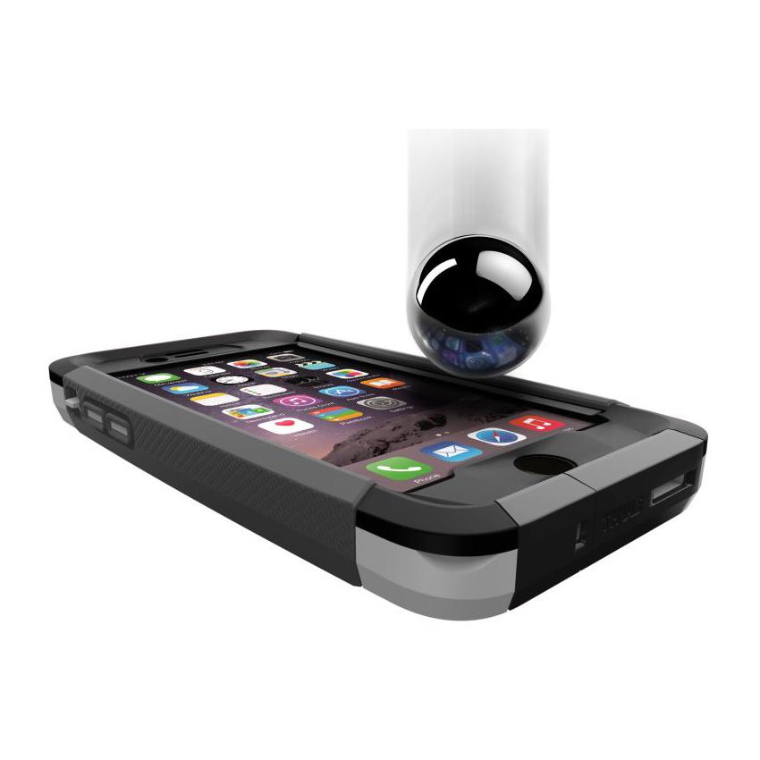 e106f09f Thule Atmos X5 Vanntett Deksel til iPhone 6 Plus/6s Plus Hvit - Rufo ...